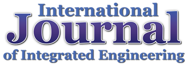 INTERNATIONAL JOURNAL OF INTEGRATED ENGINEERING